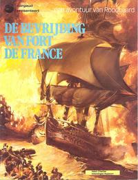 Cover Thumbnail for Roodbaard (Oberon; Dargaud Benelux, 1976 series) #12 - De bevrijding van Fort de France