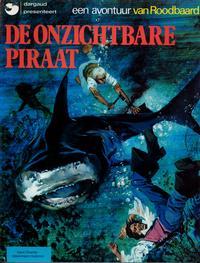 Cover Thumbnail for Roodbaard (Oberon; Dargaud Benelux, 1976 series) #13 - De onzichtbare piraat