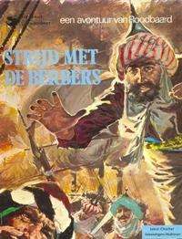 Cover Thumbnail for Roodbaard (Oberon; Dargaud Benelux, 1976 series) #14 - Strijd met de Berbers