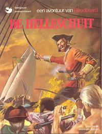 Cover Thumbnail for Roodbaard (Oberon; Dargaud Benelux, 1976 series) #16 - De helleschuit