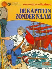 Cover Thumbnail for Roodbaard (Oberon; Dargaud Benelux, 1976 series) #17 - De kapitein zonder naam