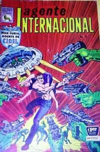 Cover Thumbnail for Agente Internacional (Editora de Periódicos La Prensa S.C.L., 1966 series) #19
