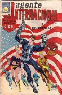 Cover Thumbnail for Agente Internacional (Editora de Periódicos La Prensa S.C.L., 1966 series) #33
