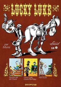 Cover Thumbnail for Lucky Luke Spécial (Dupuis, 1991 series) #2