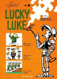 Cover Thumbnail for Lucky Luke Spécial (Dupuis, 1991 series) #4