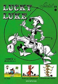 Cover Thumbnail for Lucky Luke Spécial (Dupuis, 1991 series) #5
