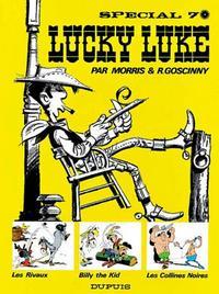 Cover Thumbnail for Lucky Luke Spécial (Dupuis, 1991 series) #7