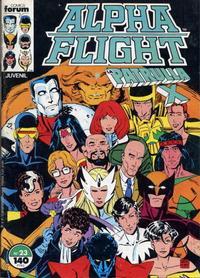 Cover Thumbnail for Alpha Flight (Planeta DeAgostini, 1985 series) #23