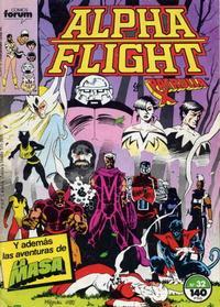 Cover Thumbnail for Alpha Flight (Planeta DeAgostini, 1985 series) #32