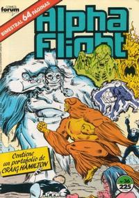 Cover Thumbnail for Alpha Flight (Planeta DeAgostini, 1985 series) #36