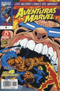 Cover Thumbnail for Aventuras Marvel (Planeta DeAgostini, 1998 series) #9