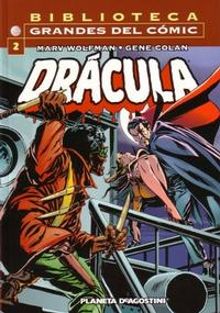 Cover Thumbnail for Biblioteca Grandes Del Cómic: Drácula (Planeta DeAgostini, 2002 series) #2