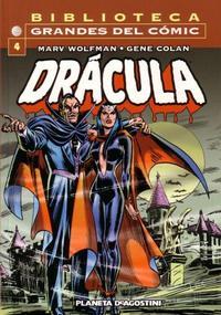 Cover Thumbnail for Biblioteca Grandes Del Cómic: Drácula (Planeta DeAgostini, 2002 series) #4