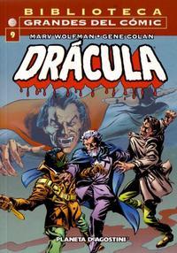 Cover Thumbnail for Biblioteca Grandes Del Cómic: Drácula (Planeta DeAgostini, 2002 series) #9