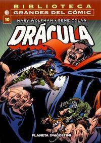 Cover Thumbnail for Biblioteca Grandes Del Cómic: Drácula (Planeta DeAgostini, 2002 series) #10