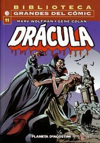 Cover Thumbnail for Biblioteca Grandes Del Cómic: Drácula (Planeta DeAgostini, 2002 series) #11