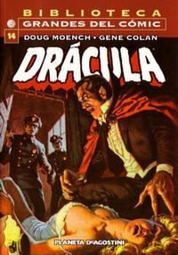 Cover Thumbnail for Biblioteca Grandes Del Cómic: Drácula (Planeta DeAgostini, 2002 series) #14
