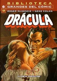 Cover Thumbnail for Biblioteca Grandes Del Cómic: Drácula (Planeta DeAgostini, 2002 series) #17