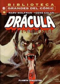 Cover Thumbnail for Biblioteca Grandes Del Cómic: Drácula (Planeta DeAgostini, 2002 series) #18