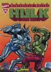 Cover for Biblioteca Marvel: Hulk (Planeta DeAgostini, 2004 series) #18