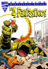 Cover for Biblioteca Marvel: Los 4 Fantásticos (Planeta DeAgostini, 1999 series) #1