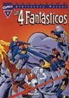 Cover for Biblioteca Marvel: Los 4 Fantásticos (Planeta DeAgostini, 1999 series) #2