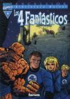 Cover for Biblioteca Marvel: Los 4 Fantásticos (Planeta DeAgostini, 1999 series) #4