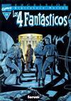 Cover for Biblioteca Marvel: Los 4 Fantásticos (Planeta DeAgostini, 1999 series) #11