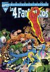 Cover for Biblioteca Marvel: Los 4 Fantásticos (Planeta DeAgostini, 1999 series) #13
