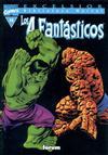 Cover for Biblioteca Marvel: Los 4 Fantásticos (Planeta DeAgostini, 1999 series) #15