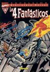Cover for Biblioteca Marvel: Los 4 Fantásticos (Planeta DeAgostini, 1999 series) #18
