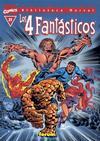 Cover for Biblioteca Marvel: Los 4 Fantásticos (Planeta DeAgostini, 1999 series) #21