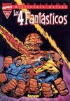 Cover for Biblioteca Marvel: Los 4 Fantásticos (Planeta DeAgostini, 1999 series) #24