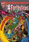 Cover for Biblioteca Marvel: Los 4 Fantásticos (Planeta DeAgostini, 1999 series) #26