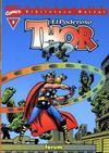 Cover for Biblioteca Marvel: Thor (Planeta DeAgostini, 2001 series) #3