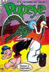 Cover for Popeye (Editora Brasil-América [EBAL], 1953 series) #21