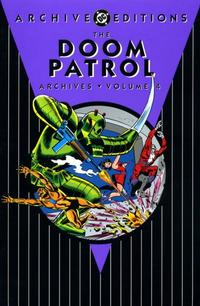Cover Thumbnail for The Doom Patrol Archives (DC, 2002 series) #4