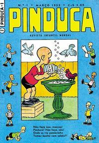 Cover Thumbnail for Pinduca [Henry] (Editora Brasil-América [EBAL], 1953 series) #1
