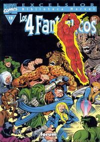 Cover Thumbnail for Biblioteca Marvel: Los 4 Fantásticos (Planeta DeAgostini, 1999 series) #13