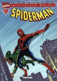 Cover Thumbnail for Biblioteca Marvel: Spiderman (Planeta DeAgostini, 2003 series) #1