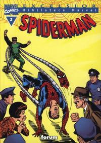 Cover Thumbnail for Biblioteca Marvel: Spiderman (Planeta DeAgostini, 2003 series) #2