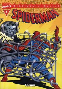 Cover Thumbnail for Biblioteca Marvel: Spiderman (Planeta DeAgostini, 2003 series) #5