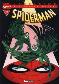 Cover Thumbnail for Biblioteca Marvel: Spiderman (Planeta DeAgostini, 2003 series) #11