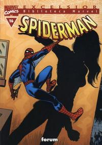 Cover Thumbnail for Biblioteca Marvel: Spiderman (Planeta DeAgostini, 2003 series) #16