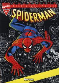 Cover Thumbnail for Biblioteca Marvel: Spiderman (Planeta DeAgostini, 2003 series) #18