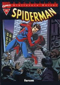 Cover Thumbnail for Biblioteca Marvel: Spiderman (Planeta DeAgostini, 2003 series) #19