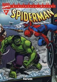 Cover Thumbnail for Biblioteca Marvel: Spiderman (Planeta DeAgostini, 2003 series) #21