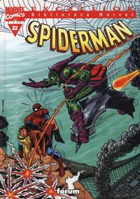 Cover Thumbnail for Biblioteca Marvel: Spiderman (Planeta DeAgostini, 2003 series) #22