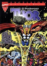 Cover Thumbnail for Biblioteca Marvel: Thor (Planeta DeAgostini, 2001 series) #1