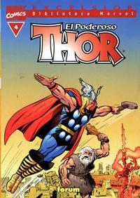 Cover Thumbnail for Biblioteca Marvel: Thor (Planeta DeAgostini, 2001 series) #4